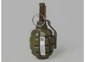 Меловая пейнтбольная граната Ф1 (F-1D PyroFX)