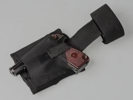8724 Кобура для скрытого ношения пистолета на ногу