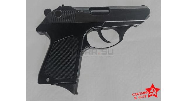 Охолощённый ПСМ (пистолет самозарядный малогабаритный) / Охолощённый ранний оригинал под холостой патрон 9 РА [со-52]