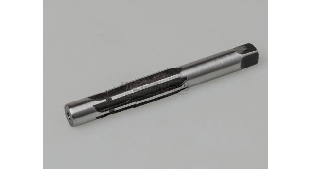 Развёртка для формирования патронника 9х18 / Из стали У10А без вращающегося пилота [инстр-55]