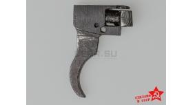 Спусковой крючок ППШ / Оригинал с гнетком в сборе [ппш-57]
