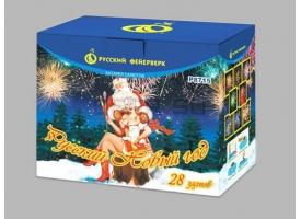 Фейерверк «Русский новый год»
