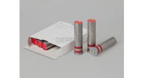 Двузвёздные сигнальные ракеты 26-мм (4 калибра) / Новый красного огня длина гильзы 80 мм [сиг-416]