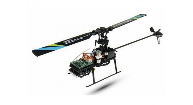 Радиоуправляемый вертолет WLToys V911S 4Ch 2.4G RTF 5