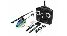 Радиоуправляемый вертолет WLToys V911S 4Ch 2.4G RTF 8