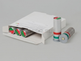 8992 Двухцветные сигнальные патроны 26-мм (4 калибра)