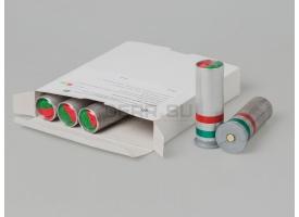 Двухцветные сигнальные патроны 26-мм (4 калибра)