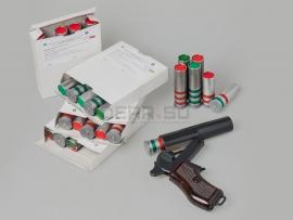 8996 Двухцветные сигнальные патроны 26-мм (4 калибра)