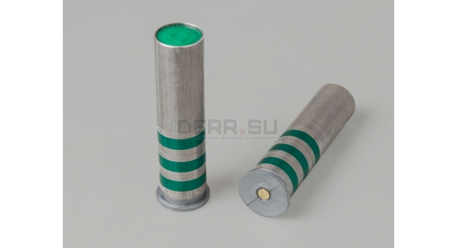 Трёхзвёздные сигнальные ракеты 26-мм (4 калибра) / Новый зелёного огня длина гильзы 103 мм [сиг-422]