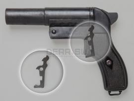 9060 Защёлка ствола сигнального пистолета СПШ-44
