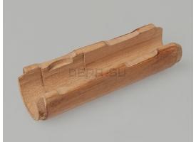 Накладка на газовую трубку АК / Оригинал для АКМ(АКМС) дерево склад [ак-51]