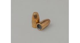 Пули 7.62х38-мм (для Нагана) / Новые оболоченные тупоконечные 6,4г [пул-63]