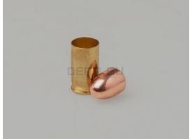 Комплект 9х17-мм (.380 Auto) пуля с капсюлированной гильзой