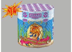 Фейерверк «Золотая рыбка»