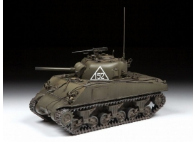 "Сборная модель ZVEZDA Американский средний танк М4А2 ""Шерман"", 1/35"