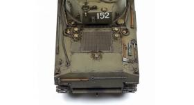 Сборная модель ZVEZDA Американский средний танк М4А2 &quotШерман&quot, 1/35 3