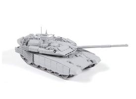 Сборная модель ZVEZDA Российский основной боевой танк Т-90 МС, 1/72