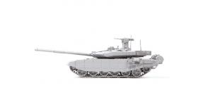 Сборная модель ZVEZDA Российский основной боевой танк Т-90 МС, 1/72 3