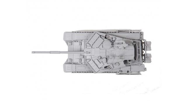 Сборная модель ZVEZDA Российский основной боевой танк Т-90 МС, 1/72 4