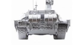 Сборная модель ZVEZDA Российский основной боевой танк Т-90 МС, 1/72 5