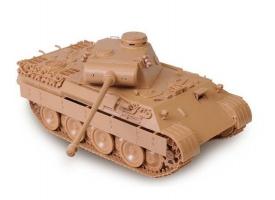 """Сборная модель ZVEZDA Немецкий средний танк Т-V """"Пантера"""", подарочный набор, 1/35"""