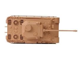 Сборная модель ZVEZDA Немецкий средний танк Т-V &quotПантера&quot, подарочный набор, 1/35 1