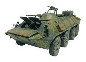 Сборная модель ZVEZDA Советский бронетранспортер БТР-70 (Афганская война 1979-1989), 1/35