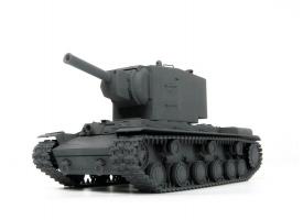 Сборная модель ZVEZDA Советский тяжелый танк КВ-2, подарочный набор, 1/35