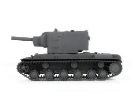 Сборная модель ZVEZDA Советский тяжелый танк КВ-2, подарочный набор, 1/35 1