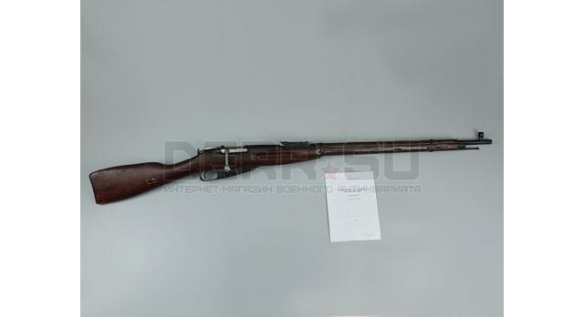 Снайперская винтовка Мосина СХП