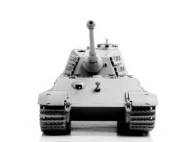 Сборная модель ZVEZDA Тяжелый немецкий танк T-VIB «Королевский Тигр» с башней Хеншель, подарочный набор, 1/35 1