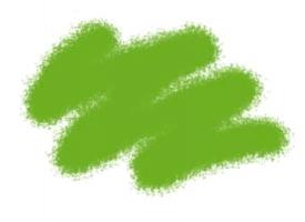 Краска ZVEZDA акриловая, зеленая, 12 мл