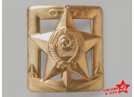 Пряжка адмиральская ВМФ
