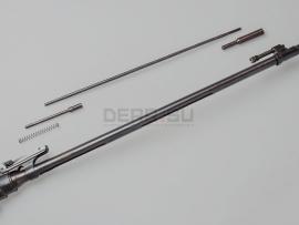 9291 Газовый цилиндр со штоком, толкателем и пружиной в сборе для СВТ-40/АВТ-40