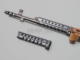 9307 Кожух и ложевое кольцо СВТ-40/АВТ-40