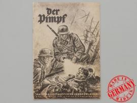 9476 Журнал «Der Pimpf» за Апрель 1941 года
