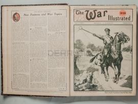 9482 Подшивка журнала «The War illustrated»