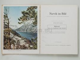 9496 Книга «Narvik im Bild» (Нарвик в иллюстрациях)