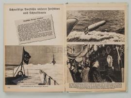 9504 Книга «Kriegsmarine am feind»