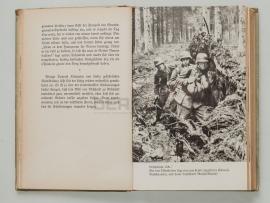 9518 Книга «Zwischen Westwall und Maginotlinie» (Между линиями Зигфрида и Мажино)