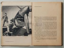 9555 Книга «Werkpiloten Einflieger und versuchsingenieure Berichten» (о заводских лётчиках-испытателях и результатах испытаний)