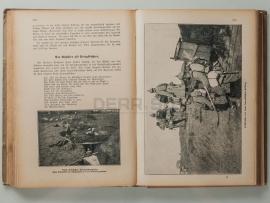 9568 Книга «Für Vaterland und Ehre» (За отечество и честь, иллюстрированный рассказ о великой войне 1914 года)