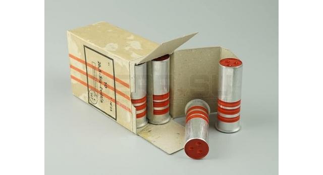 Сигнальный патрон 26-мм (4-й калибр) / СП-26 Три звезды красного огня [сиг-122]