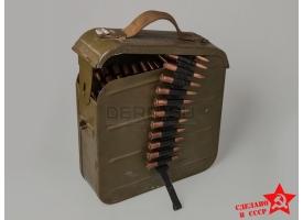 Патронный ящик от пулемёта Максим