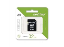 Карта памяти SMART BUY microSDHC-32 Gb class 10 1