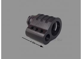 Дульный тормоз-компенсатор (ДТК) для ТТ