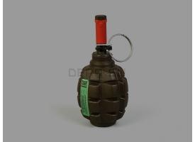Страйкбольная растяжка-граната Ф1 [Шары] (PyroFX F-1Sbb)