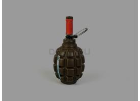 Пейнтбольная растяжка граната Ф1 [жидкий краситель] (PyroFX F-1P)