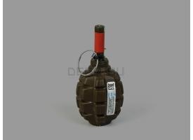 Пейнтбольная растяжка-граната Ф1 [Меловой порошок] (PyroFX F-1D)