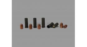 Комплект Tulammo 9.1х29-мм (.38 Spec) пуля с капсюлированной гильзой